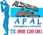 Amigos y familiares de enfermos de Alzheimer y de otras enfermedades neurodegenerativas de Cartagena y Comarca