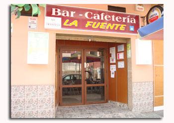 Cafetería La Fuente.