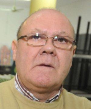 Juan José Sánchez. :: A. GIL / AGM