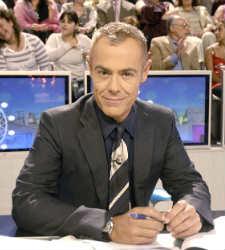 Jordi González, presentador de 'La Noria'.