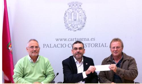 el Concejal Portavoz de Movimiento Ciudadano de Cartagena José López