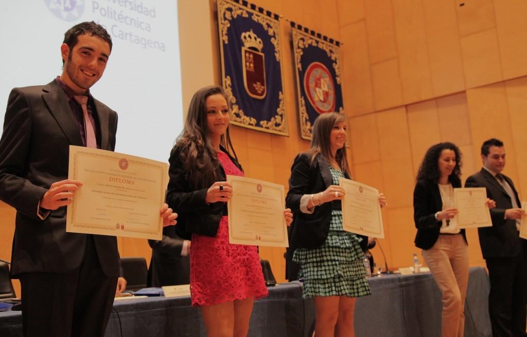 Graduacion Teleco 2012