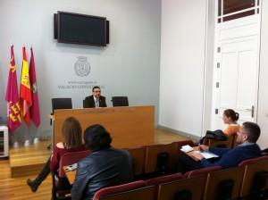 concejal de Movimiento Ciudadano (MC), José López