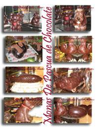 Monas de Chocolate de Confiterías Emilio Marín