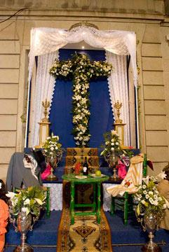 Cruz de Mayo Cofradía del Resucitado