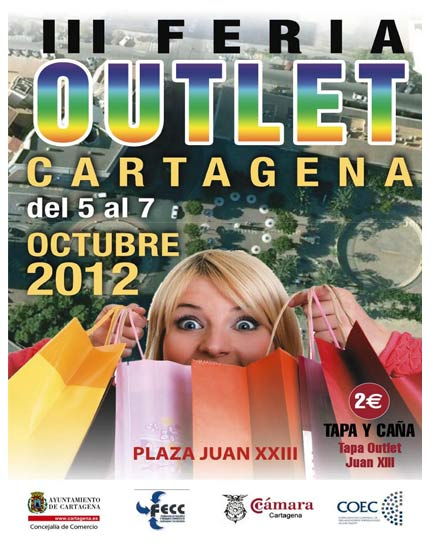 III Feria Outlet de Cartagena