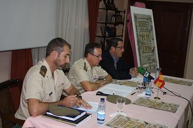 Presentación en rueda de prensa de la XI edición CROSS DE LA ARTILLERIA