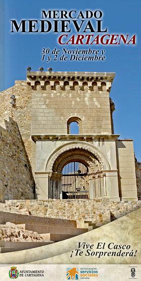 El XI Mercado Medieval animará las calles del Casco