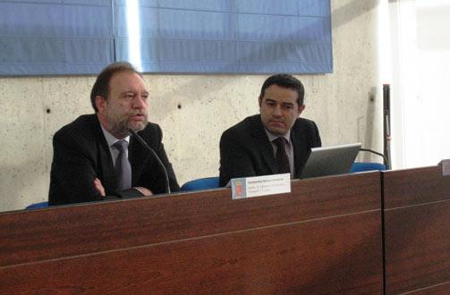 El consejero de Educación, Formación y Empleo, Constantino Sotoca, dio la bienvenida a los primeros 25 centros que inician su andadura en la Red de centros de excelencia de la Región.