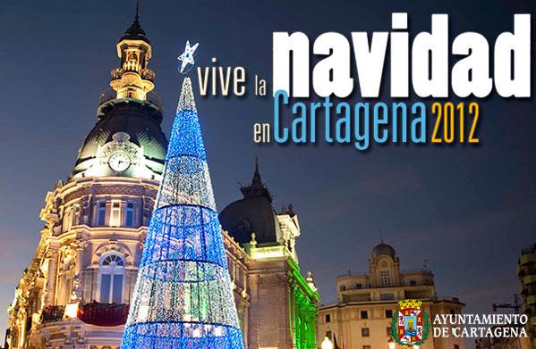 La Navidad llega al Casco Histórico de Cartagena