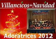 Festivales de villancicos 2012 de Adoratrices Cartagena