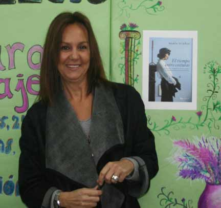María Dueñas, Cartagenera del Año
