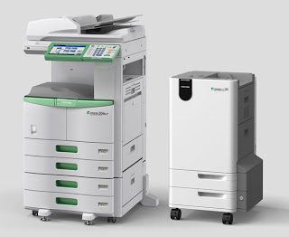 """Toshiba lanza el primer multifuncional """"verde"""""""