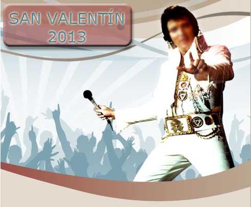 Elvis casará en San Valentín