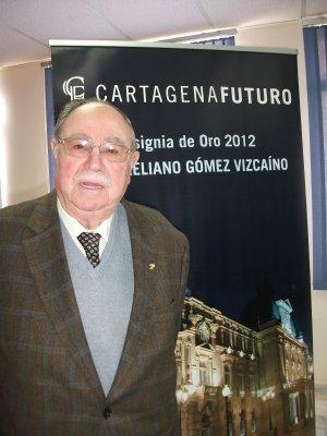 Gómez Vizcaino reivindica las baterías de costa