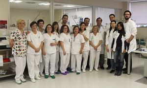Médicos del Santa Lucía operan con éxito a un bebe recién nacido