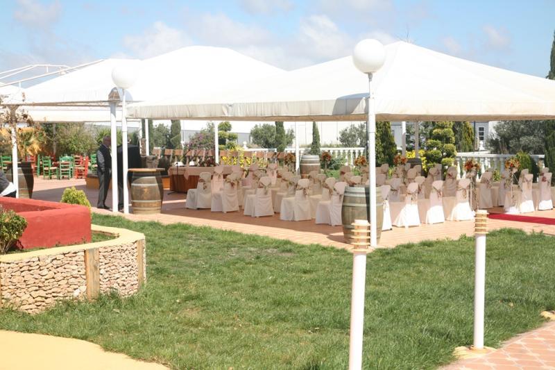 Celebra una boda al aire libre en La Cartuja de Cartagena