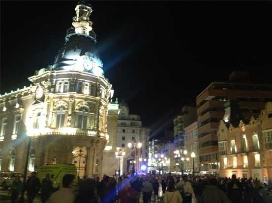 La Noche de los Museos 2013 en Cartagena