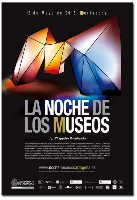 LA NOCHE DE LOS MUSEOS.