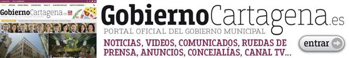 Nueva web del Gobierno Municipal del Ayuntamiento de Cartagena